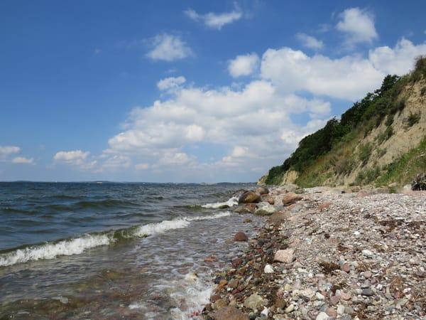 Zicker Steilküste