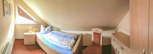 2. Scjhlafzimmer