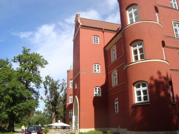 Ausflugsziel Schlosshotel Spyker ( mit dem Fahrrad ca. 20 min.)