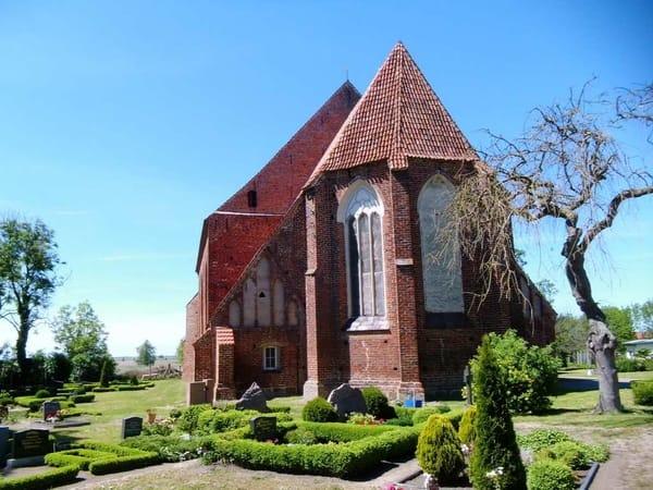 Außenbereich - Kirche