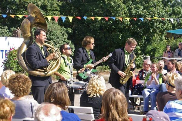Jazzfest im Sommer, Zinnowitz