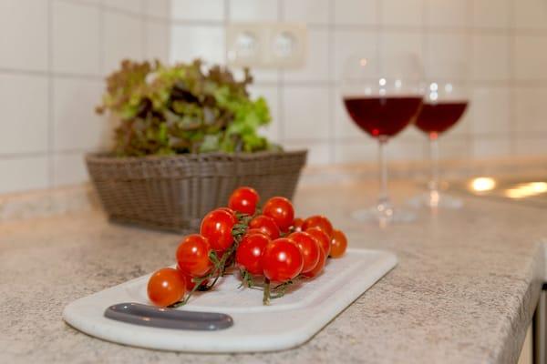 ... so können Sie sich auch im Urlaub jederzeit eine Ihrer Lieblingsspeisen im Nu zubereiten.