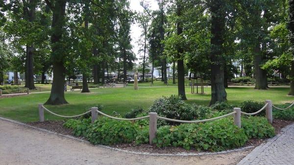 Parkanlage Zinnowitz