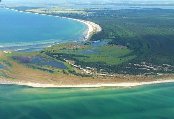 Prerower Bucht und Nationalpark Vorpommersche Boddenlandschaft