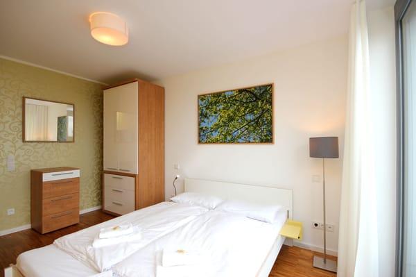 1. Schlafzimmer im EG