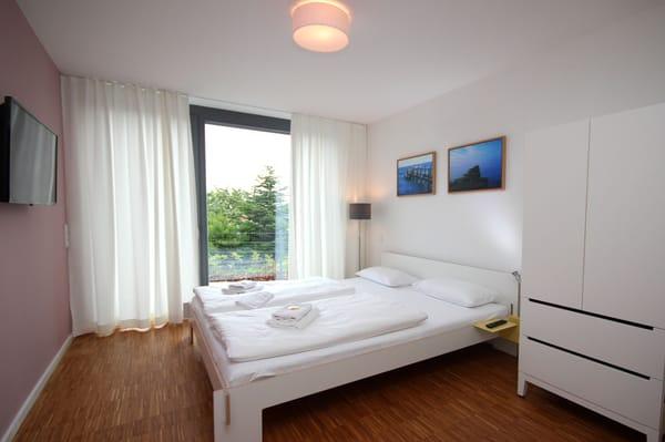 2. Schlafzimmer im EG