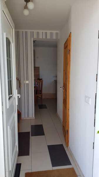 Eingangsbereich Ferienwohnung Rügen 3