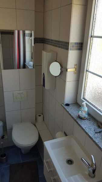 Badezimmer Ferienwohnung Rügen 3