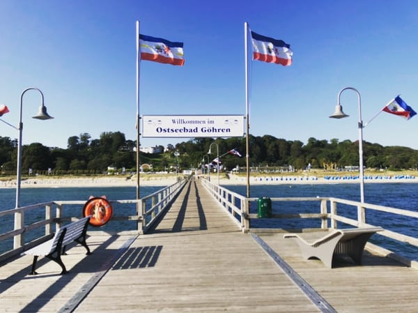 Seebrücke / Nordstrand