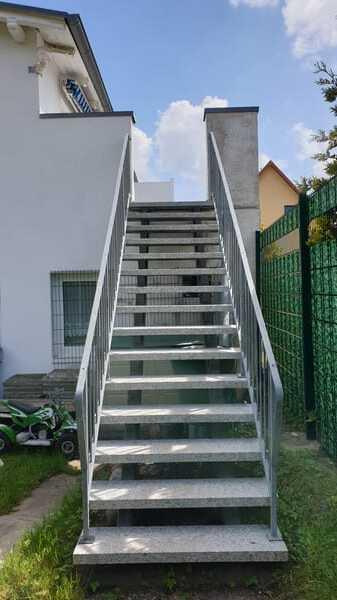 Zugang zur Fewo