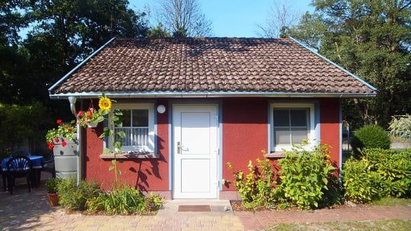 Haus Ansicht Eingang