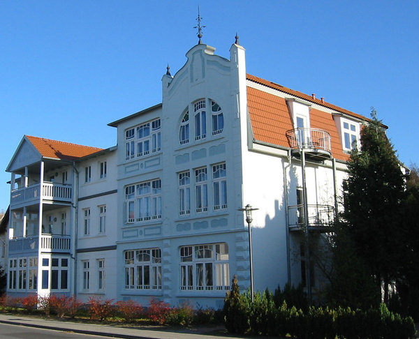 Ostsee-Domizil Sandburg