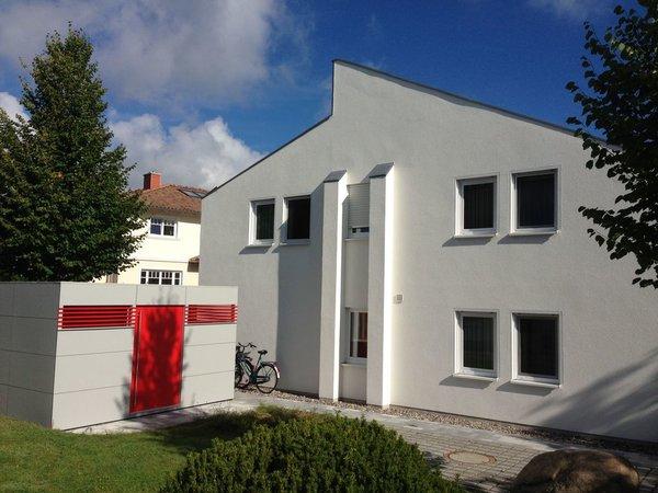 Doppelhaushälfte Binz-Amselweg-Außenansicht