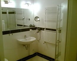 Badeinrichtung