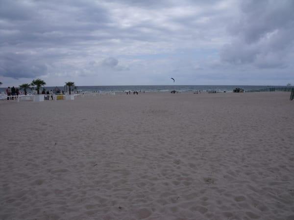 Endloser Strand-Warnemünde