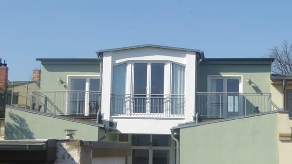 FW1, 2. Etage, 2 Balkone