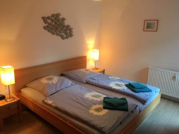 FW3, Schlafzimmer