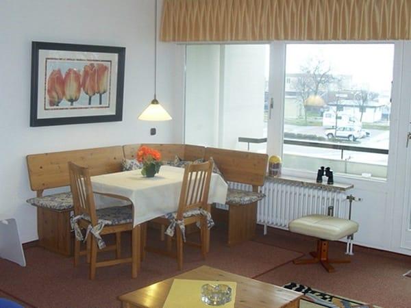Wohnzimmer - Essecke