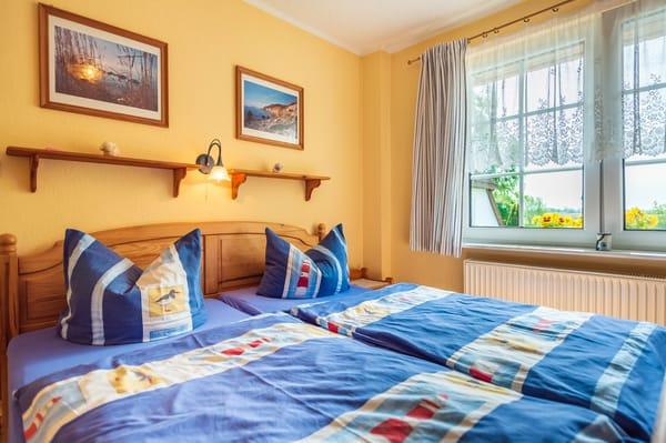 schlafzimmer Schafbergblick