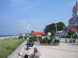 Strandpromenade West - nur 1 Minute entfernt