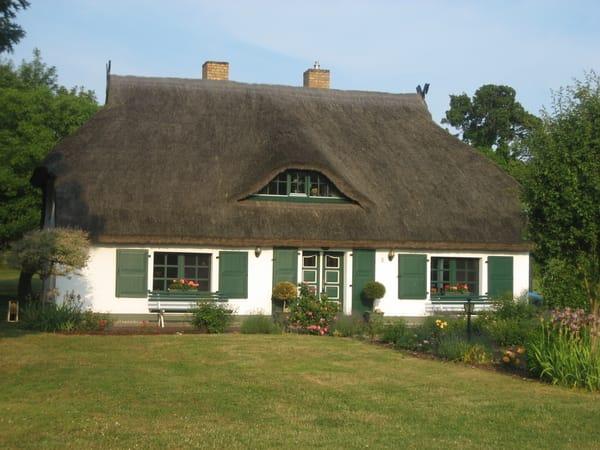 Wohnhaus auf Ummanz
