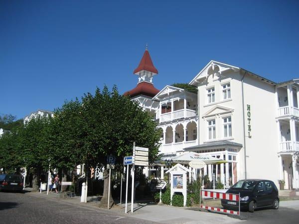 Flaniermeile Wilhelmstrasse