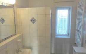 Bad - WC und Dusche