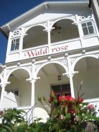 Haus 1 Pension Waldrose