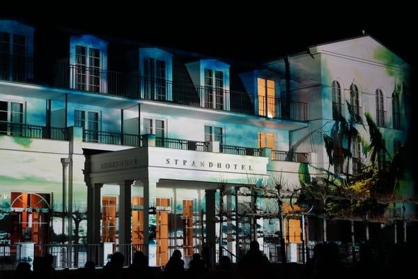 wunderschönes Hotel