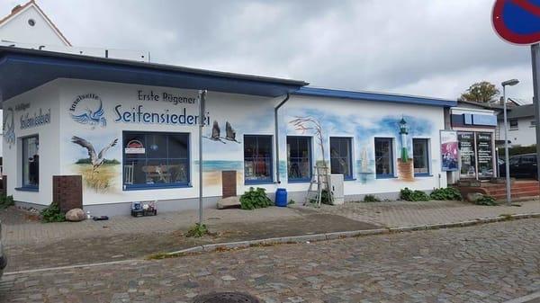 Inselseifen, Hauptstraße 10, 18546 Sassnitz