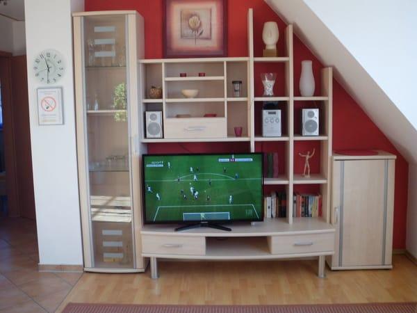 """Wohnzimmer, Flachbild-TV 42 """""""