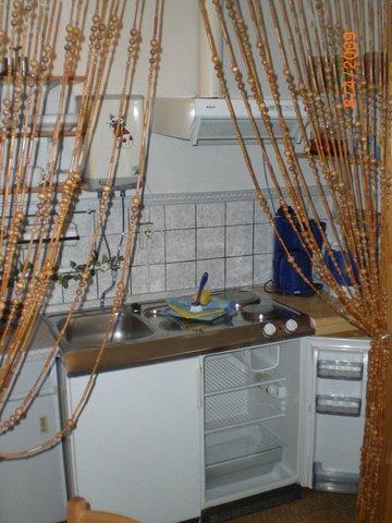 Ferienhaus - die funktionale Kleinküche