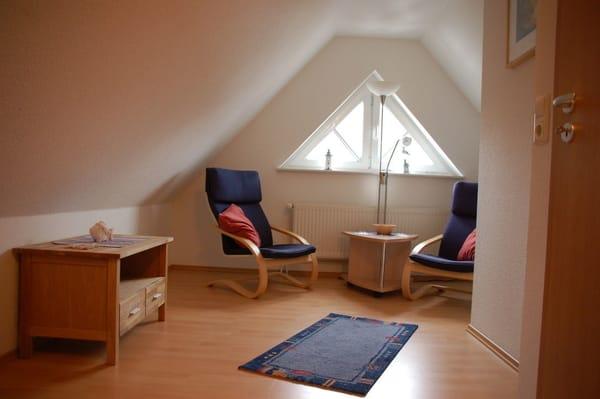 oberer Wohnbereich (Sitzecke)
