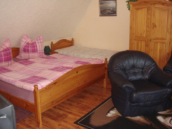 ferienwohnung gabi meinke 1 zimmer ferienwohnung fw2. Black Bedroom Furniture Sets. Home Design Ideas