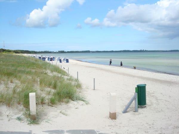 Strand von Juliusruh/Breege