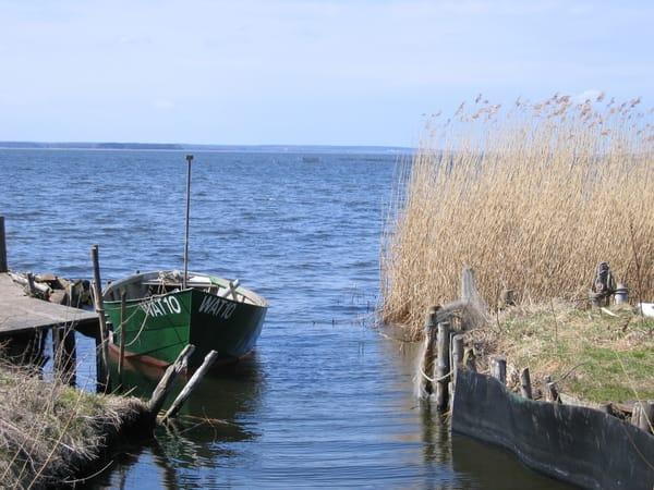 Foto vom Hinterland (Warthe)