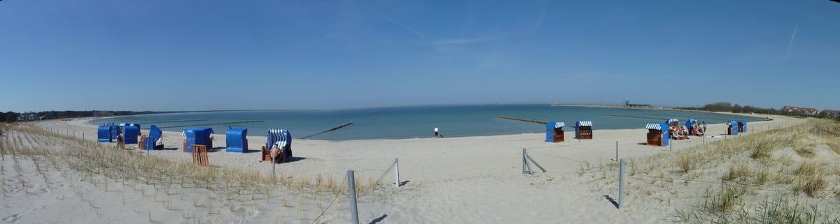 """Der Strand """"die Schaabe"""""""