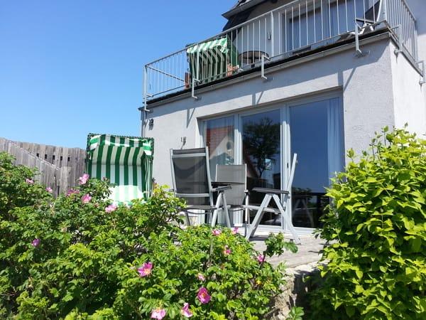 Wohnung  4 mit großer Terrasse