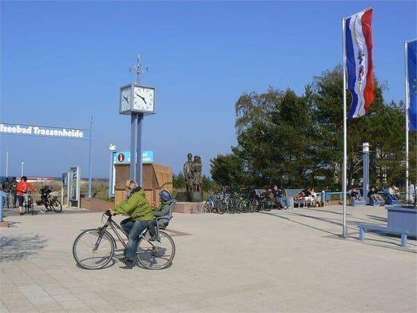 Strandpromenade Trassenheide