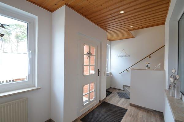 Eingangsbereich vom Haus Igelbau 12