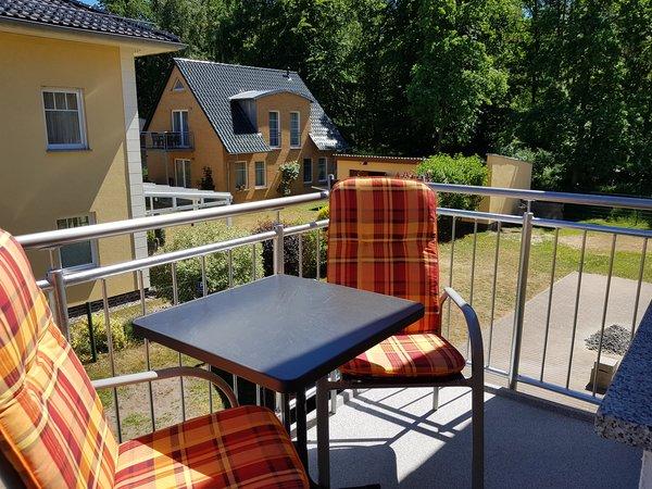 Balkon (Sonne zum Frühstück)
