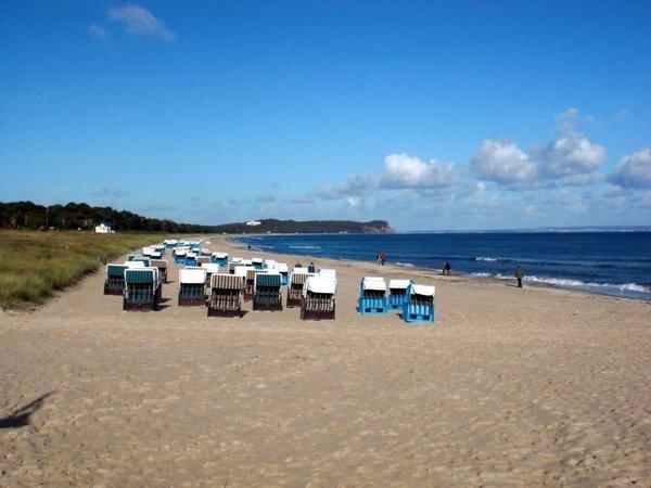 Strandabschnitt der Ostsee