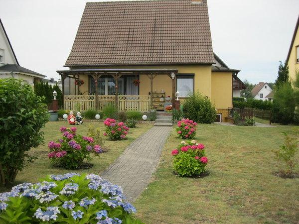 Haus von Hofseite