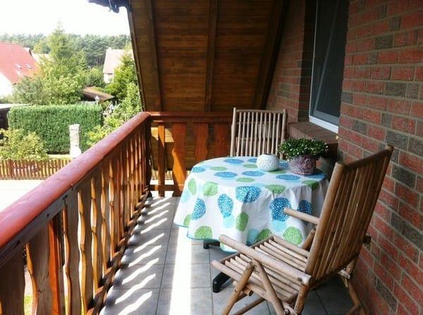 Balkon mit ca. 7m²