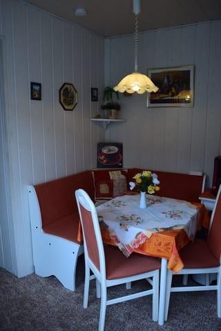 Küche mit Sitzecke