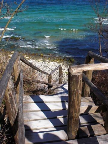 Von Sassnitz aus können Sie schöne Wanderungen unternehmen und Ihre Lieblingsmotive entdecken