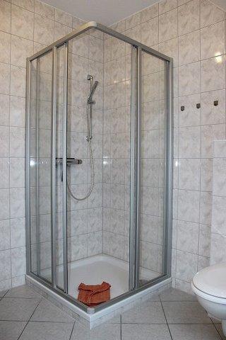Dusche 90*90 im Badbereich