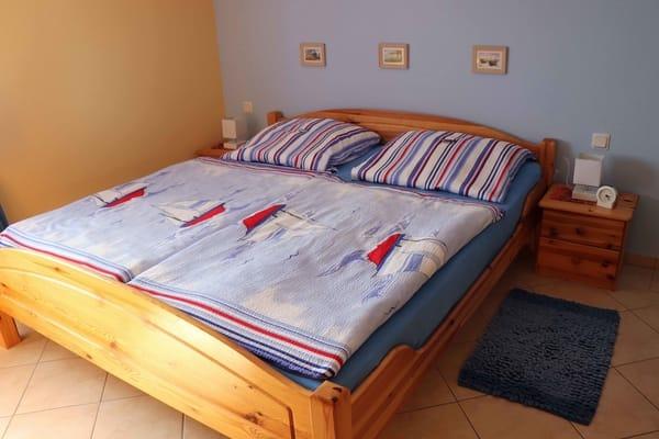 Schlafzimmer zur Südseite