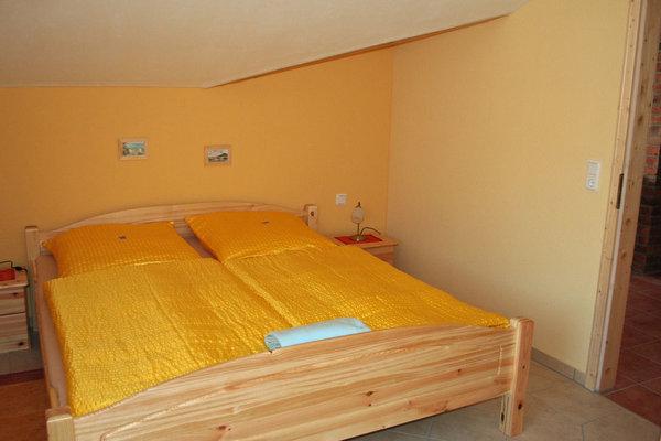 Schlafzimmer zur Nordseite