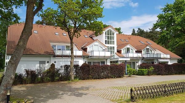 """""""Appartementhaus Glowe"""" mit 21 Wohnungen"""